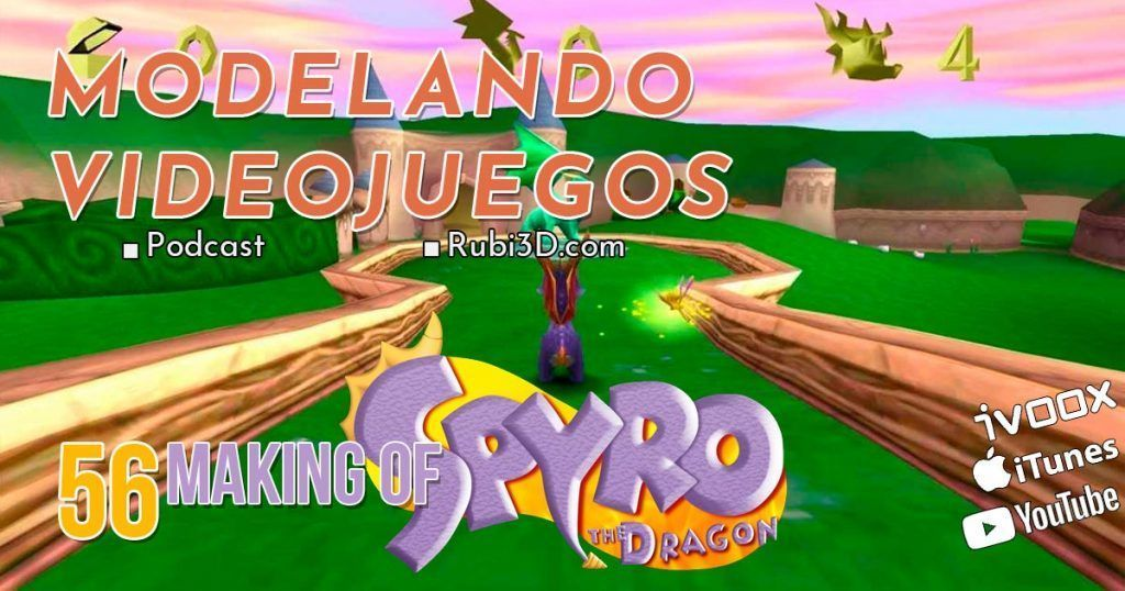 56 Spyro The Dragon: The Making of