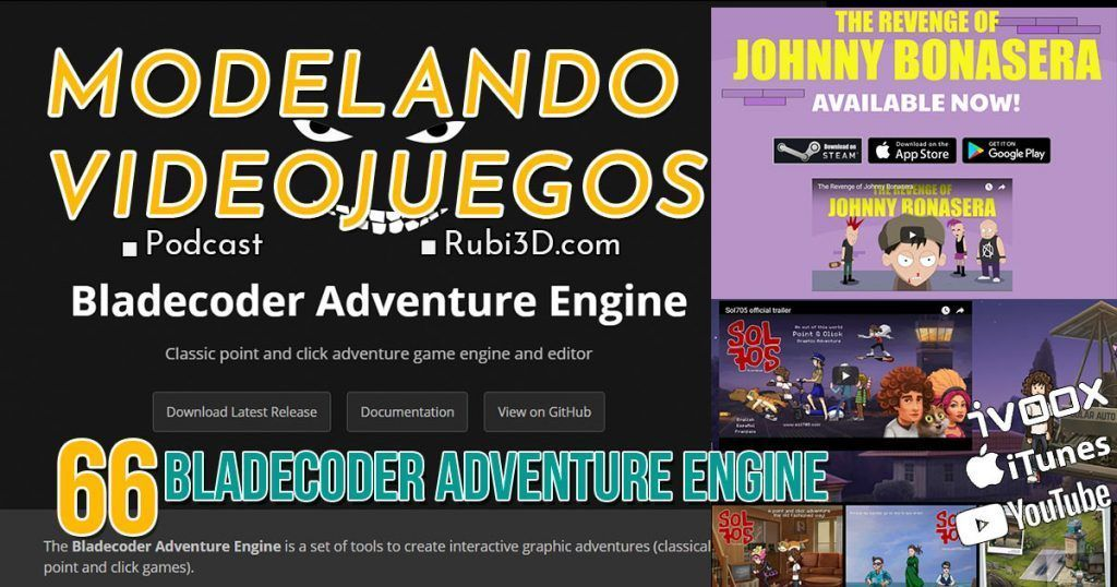 66 ¿Qué es Bladecoder Adventure Engine?
