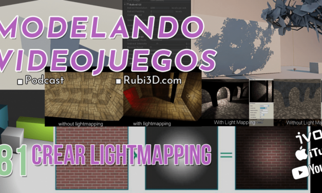 81 Crear LightMapping