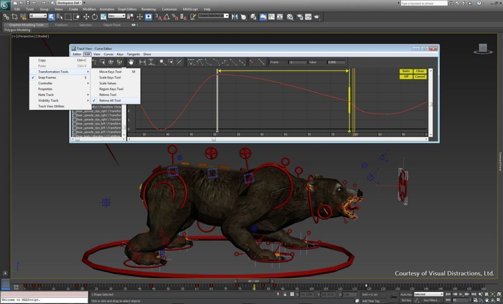 rigging 3ds max